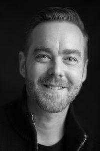 Søren Genefke, forfatter til Alt om VINYL